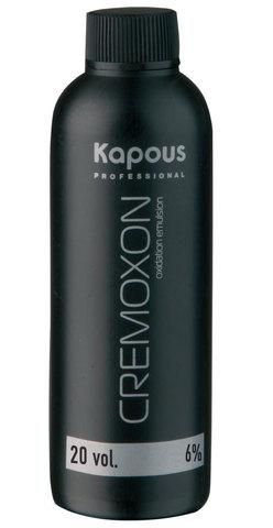 Кремообразная окислительная эмульсия,Kapous CremOXON 6%, 150 мл