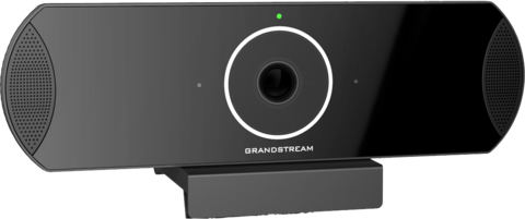 Grandstream GVC3210 - Система для видеоконференций. (1GbE)Gigabit Ethernet, Bluetooth 4.0 + EDR, OLED дисплей 128х32, тачпад на пульте