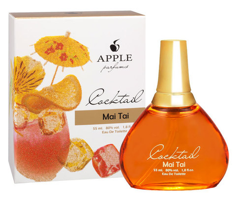 COCKTAIL Mai Tai, Apple parfums