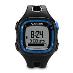 Спортивные часы Garmin Forerunner 15 Large Черно -синий (без датчика) 010-01241-00