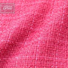 Розово-лиловая ткань в стиле