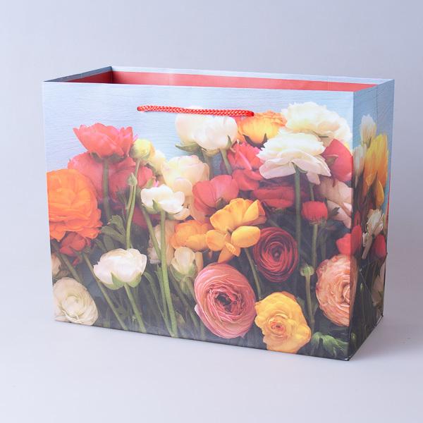Пакет подарочный бумажный 22,5*18*10см, 640296-5
