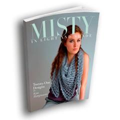 Книга MISTY Kim Hargreaves