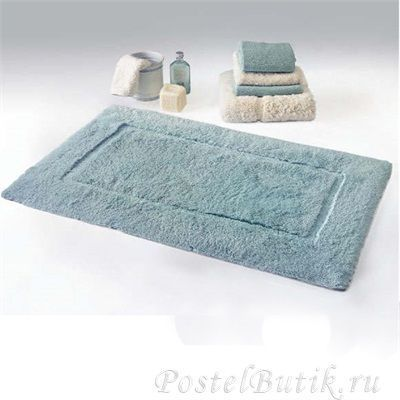 Коврики для ванной Коврик для ванной 50х80 Abyss & Habidecor Must 235 Ice elitnyy-kovrik-dlya-vannoy-must-ot-abyss-habidecor-portugaliya-sery.jpg