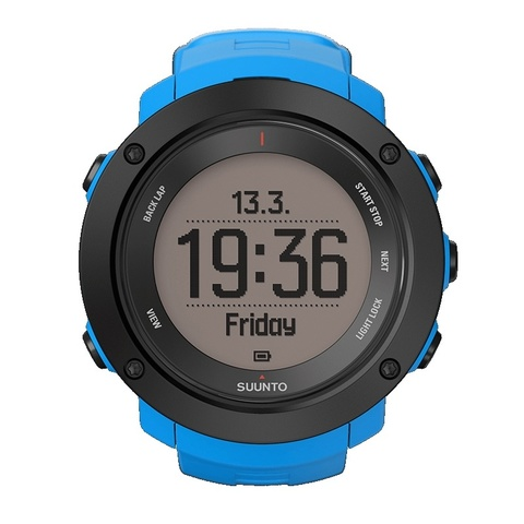 Купить Наручные часы Suunto Ambit3 Vertical Blue HR SS021968000 по доступной цене