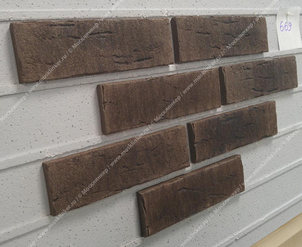 Feldhaus Klinker - R669NF14, Sintra Geo Nelino, 240x14x71 - Клинкерная плитка для фасада и внутренней отделки