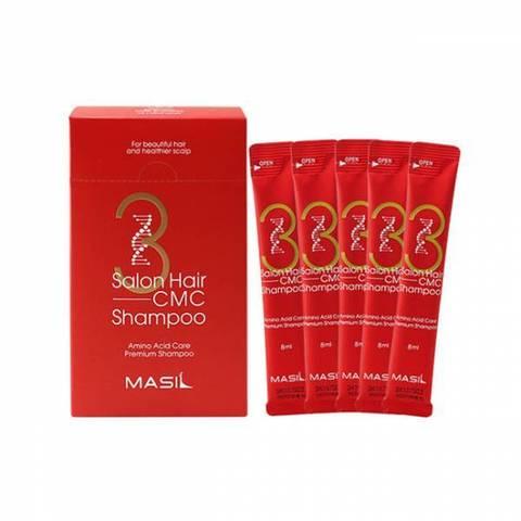 Восстанавливающий Шампунь с Керамидами в Миниатюре MASIL 3 Salon Hair Cmc Shampoo Travel Kit