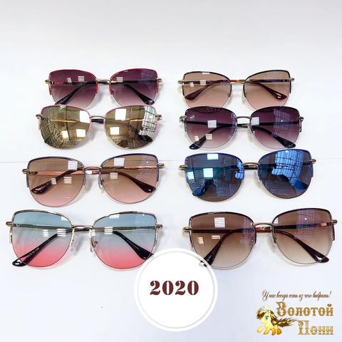 Очки солнцезащитные детские (5-10) 200320-F5436