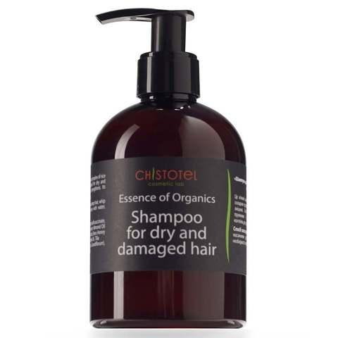 Шампунь Эссенция Органики для сухих и поврежденных волос