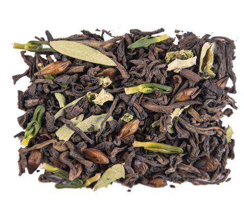 Черный чай для улучшения пищеварения
