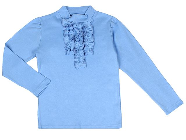 GF17-029-1 фуфайка детская, голубая