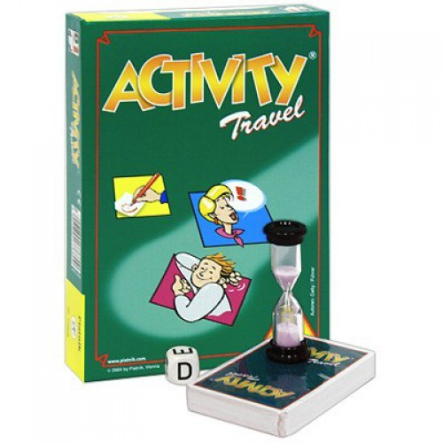Hастольная игра Активити Тревел (Activity Travel)