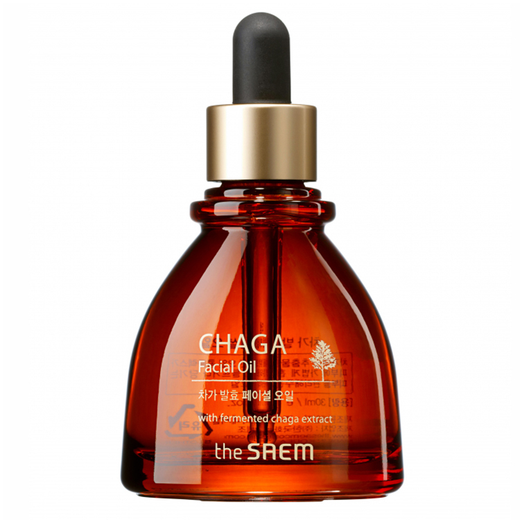 The Saem Chaga Facial Oil