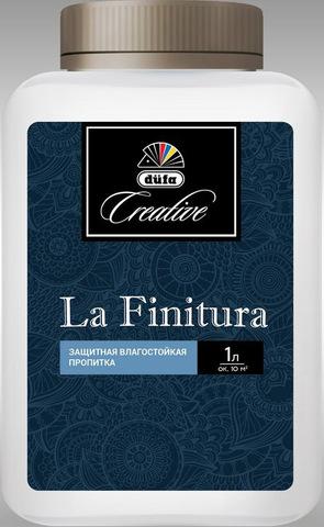Dufa Creative La Finitura/Дюфа Креатив Ла Финитура Защитная влагостойкая пропитка