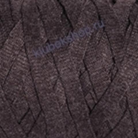 Ленточная пряжа YarnArt Ribbon цвет 769 шоколад