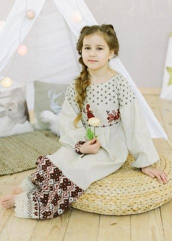 Платье для девочки Сударыня 03