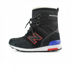 Зимние New Balance Winter Sport Black With Fur