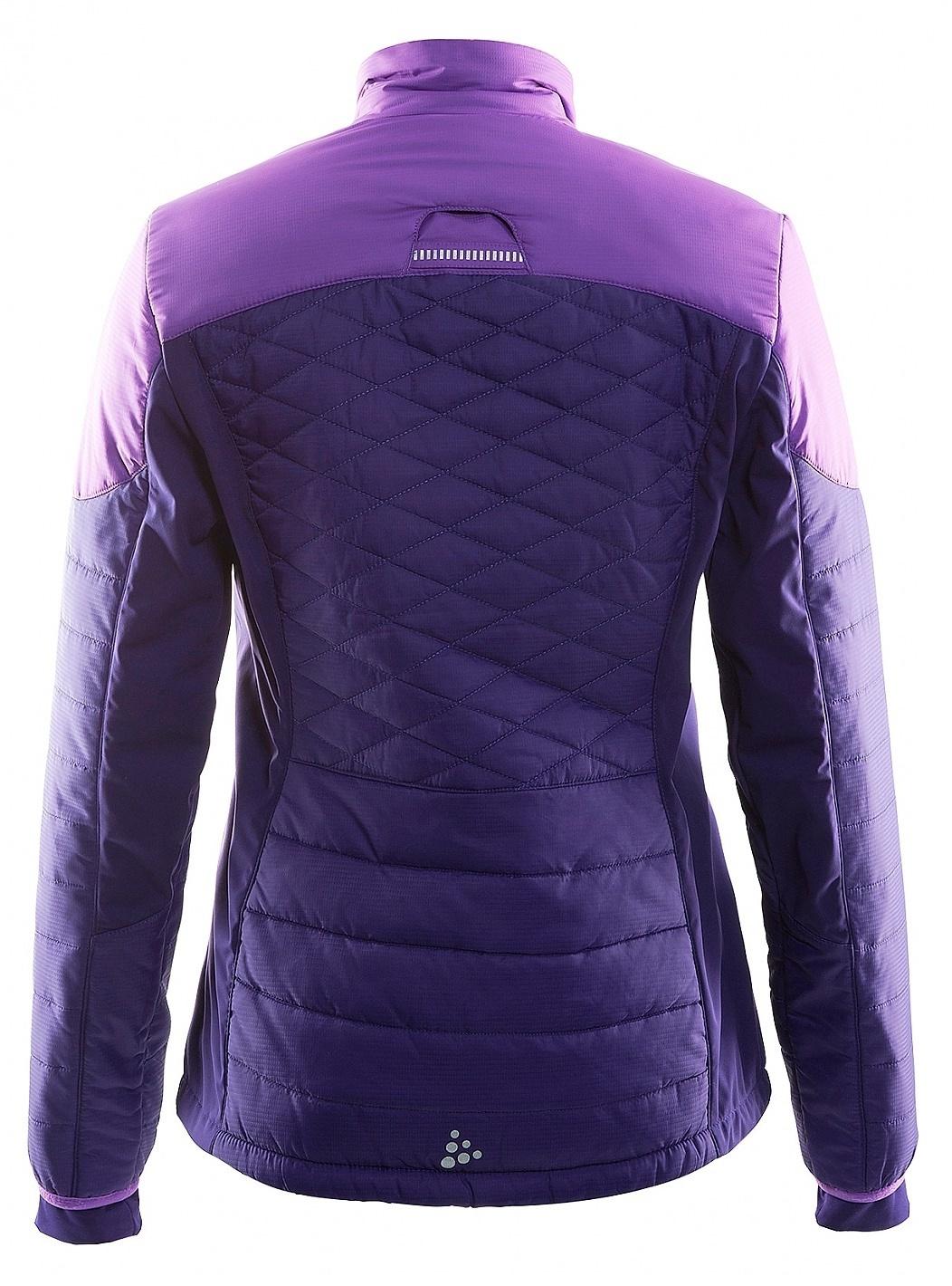 Женский лыжный костюм Craft Insulation Storm (1903576-1903694) фиолетовый фото