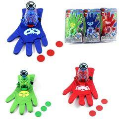 Герои в масках перчатки стреляющие дисками — PJ Masks Gloves