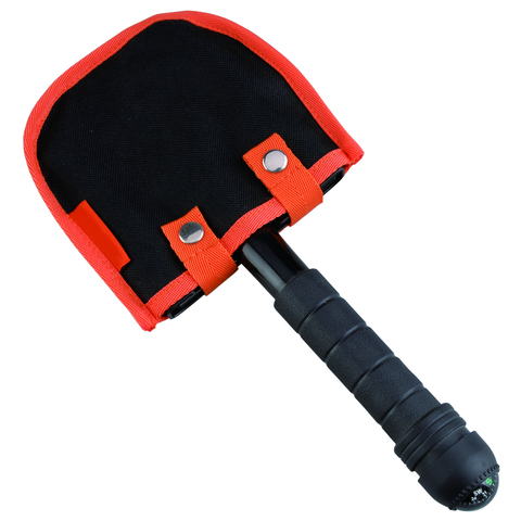 Многофункциональная туристическая лопата AceCamp SURVIVOR Multi-tool Shovel