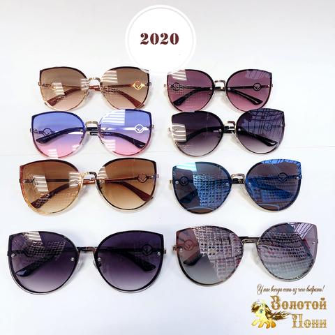 Очки солнцезащитные детские (5-10) 200320-F5437