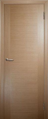 Дверь Владимирская фабрика дверей 8ДГ1, цвет светлый дуб, глухая