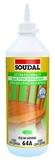 Быстросохнущий клей для дерева Soudal 64А