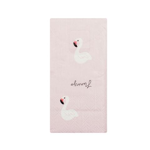 Платочки бумажные Pink