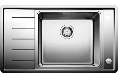 Кухонная мойка Blanco ANDANO XL 6S-IF Compact, чаша справа, нержавеющая сталь