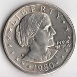 K6139, 1980, США, 1 доллар