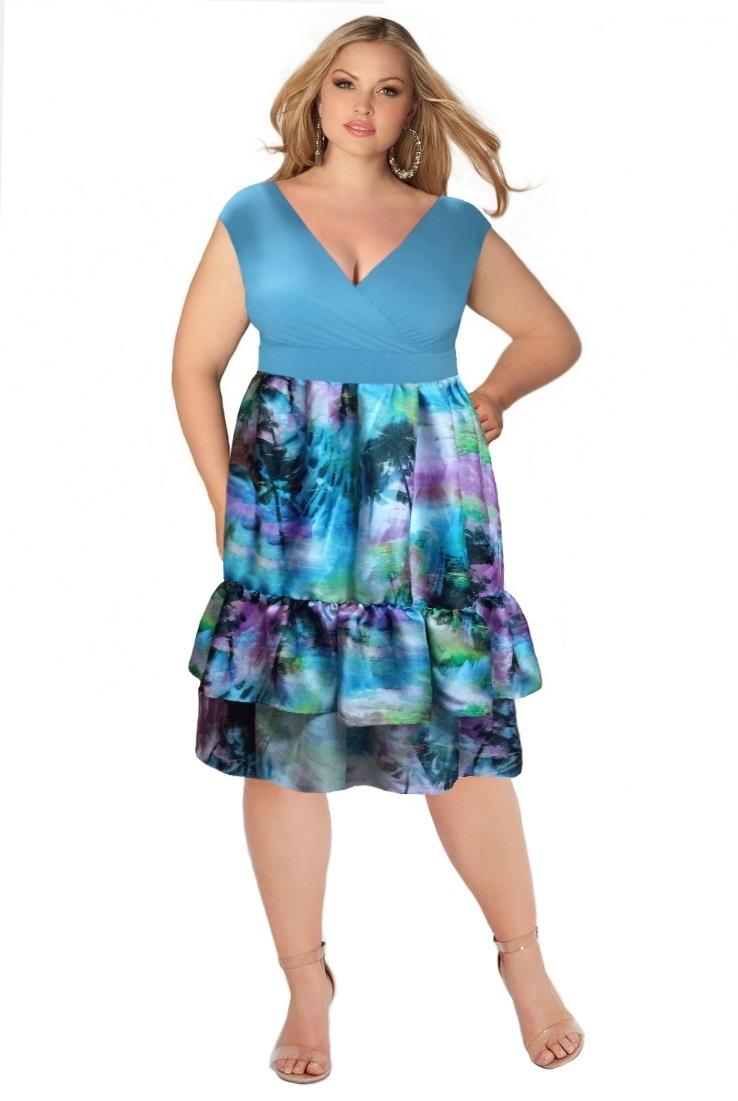 Платье 17-443