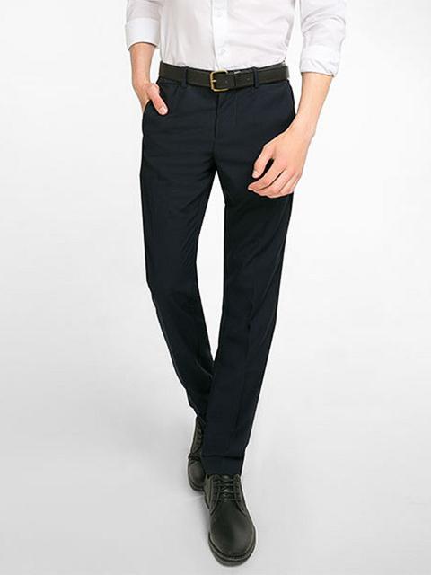 BPT001314 брюки детские, темно-синие