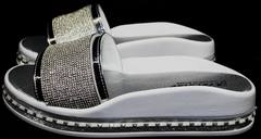 Женские кожаные шлепки Kluchini 5259T124 SW.