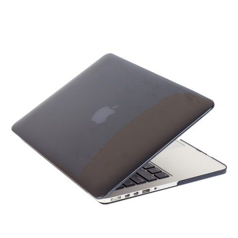 Накладка пластик MacBook Pro 12 Retina /crystal black/