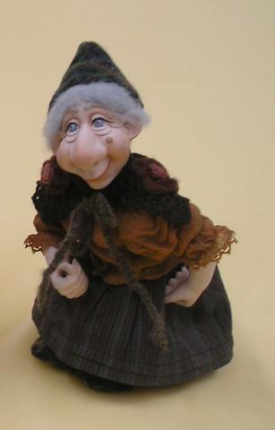 Кукла фарфоровая коллекционная Marigio Serafina