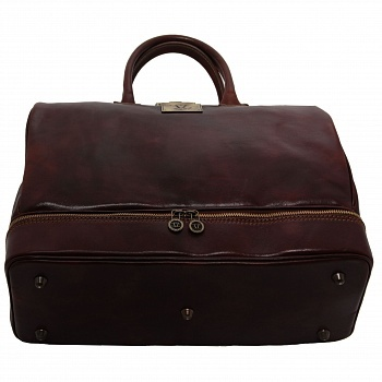 Tuscany Leather TL141185 BARCELONA Dark Brown