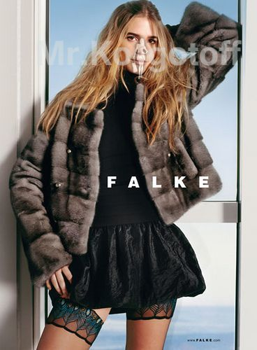 Чулки Falke Lunelle 8 Stay Up (41534)