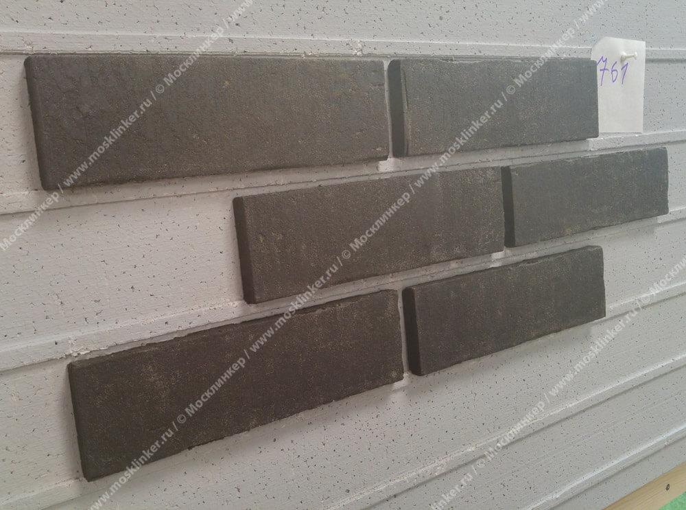 Клинкерная плитка под кирпич Feldhaus Klinker, vascu vulcano, R761NF14