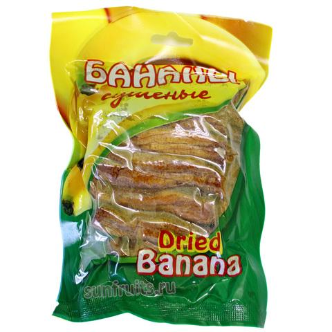 сушёные бананы из Вьетнама