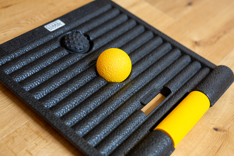 BLACKROLL® SMOOVE BOARD BLACK / YELLOW
