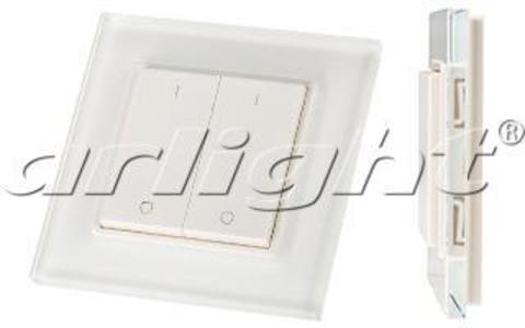 Панель Arlight  SR-EN9001-RF-UP White (DIM, 1 зонa)