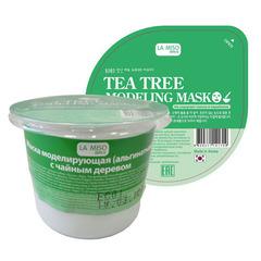 La Miso Tea Tree Modeling Mask - Маска моделирующая (альгинатная) с чайным деревом