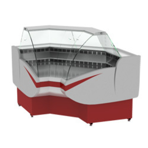 Холодильная витрина Gamma-2 IC 90 (угол внутр.)  ºС   0  .... +7