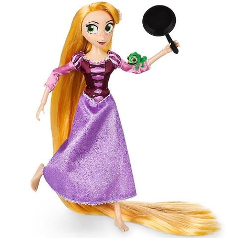 Дисней Рапунцель кукла со сковородкой 26 см с кольцом