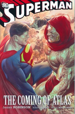 Superman: The Coming of Atlas HC