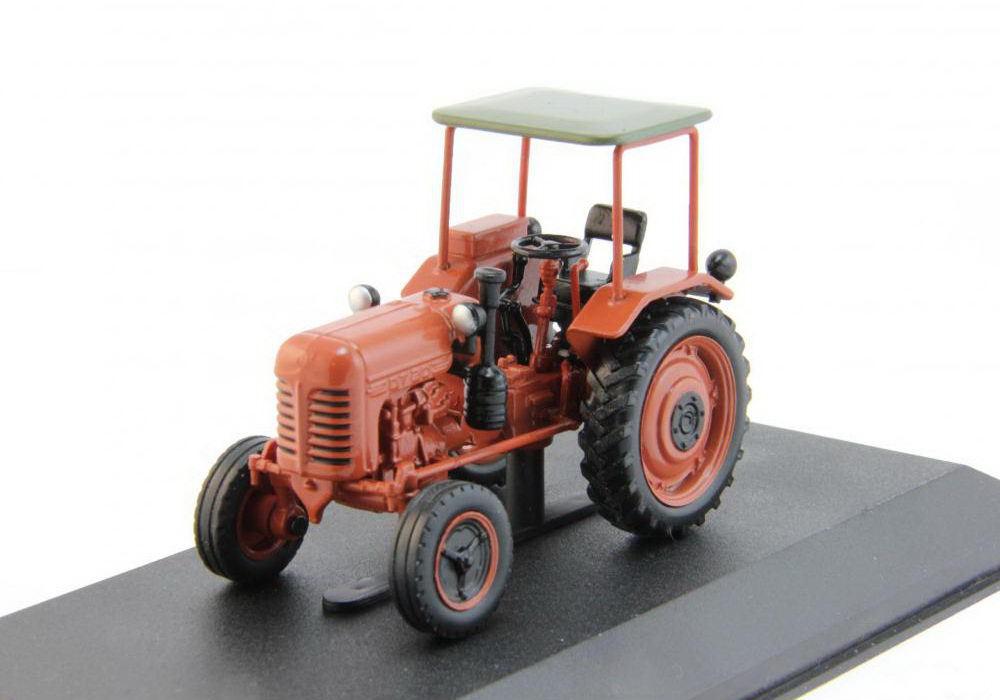 Tractor DT-20 1:43 Hachette #41