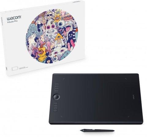 Графический планшет Wacom Intuos Pro Large PTH-860-N