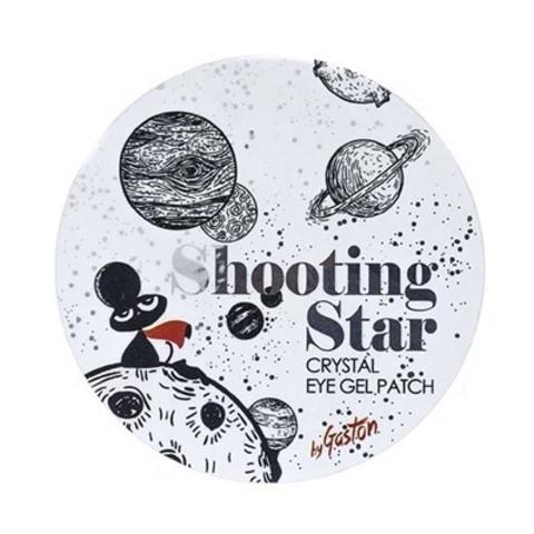 Гидрогелевые увлажняющие патчи для глаз, 60 шт. / Gaston Shooting Star Crystal Eye Gel Patch