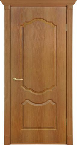 Дверь Канадка Анастасия (миланский орех, глухая ПВХ), фабрика AIRON