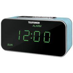 Радио-часы Telefunken TF1503UBu